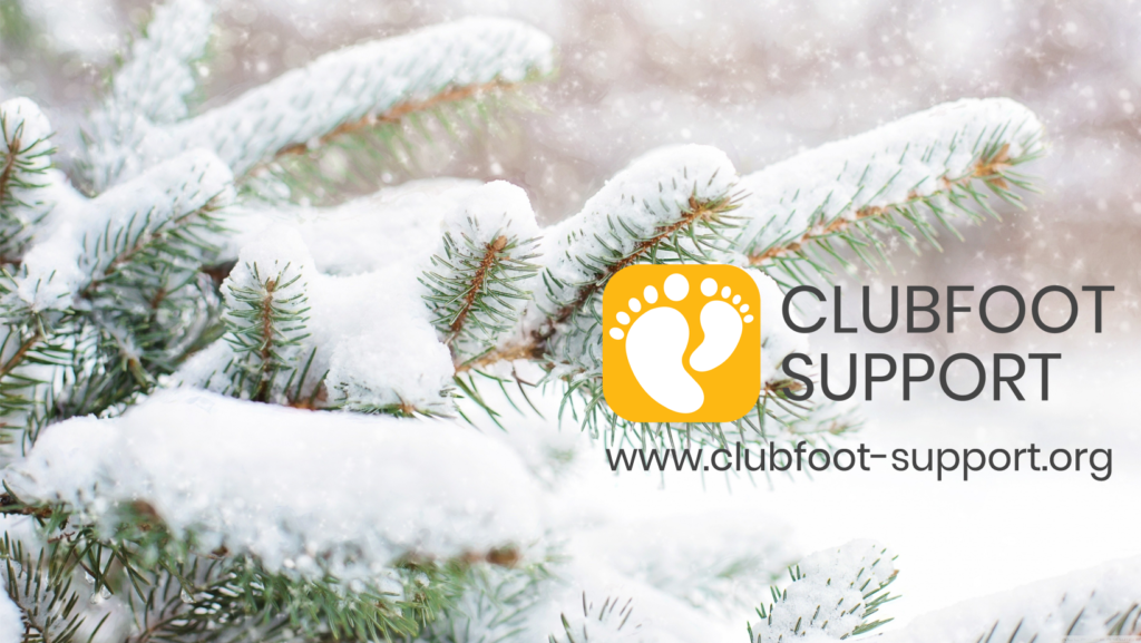 Clubfoot Support